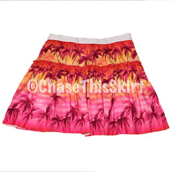 skirt - Sunset Running Skirt - Chase This Skirt