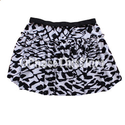 Zebra Running Skirt-Chase This Skirt