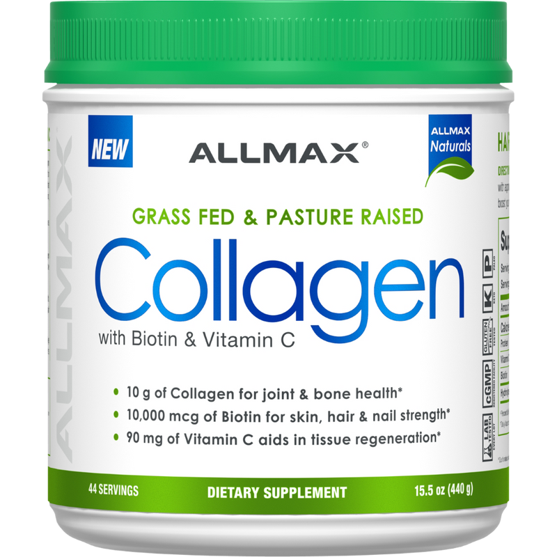 Getting to know the most prevalent protein in our bodies. Collagen.