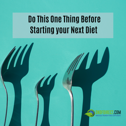 Tips to start your diet