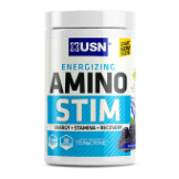 Pre workout, midday boost, USN Amino Stim is great for anytime energy!