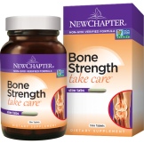 Support healthy bones with New Chapter Bone Strength