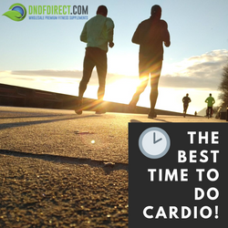 When Is best to do cardio blog