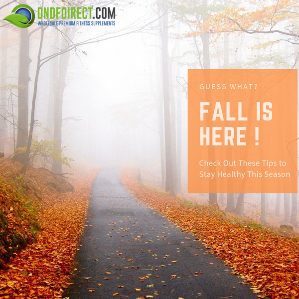 Fall Health Tips Blog