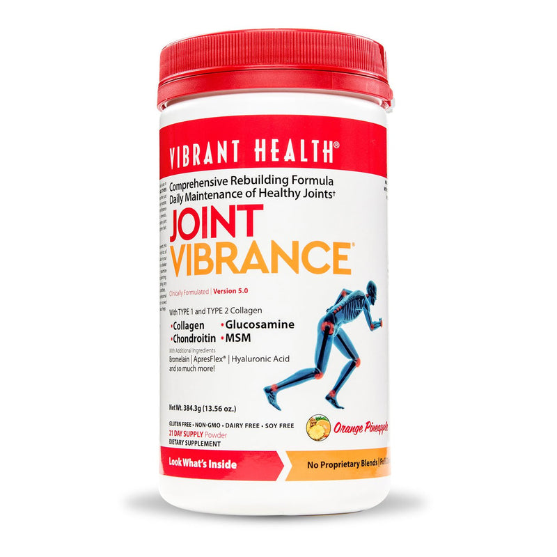 Vibrant Health Joint Vibrance - A comprehensive Joint Support Formula