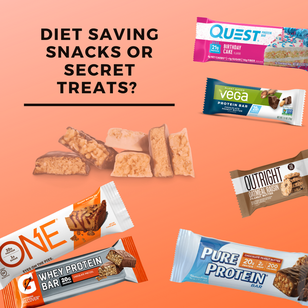 Protein Bars and Snacks Blog