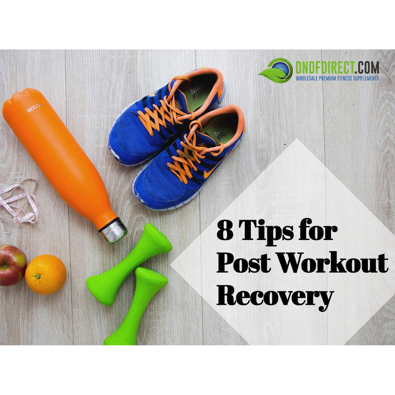 Post Workout Recovery Tips