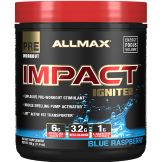 Looking for a great new pre? AllMax Nutrition's IMPACT Igniter.