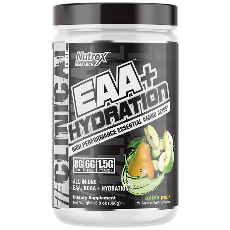 Stay Essentially Hydrated. Nutrex Research EAA + Hydration is here.