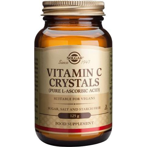 Solgar Vitamin C Crystals 8.8oz