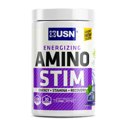 USN Amino Stim 30 Servings Acai Berry