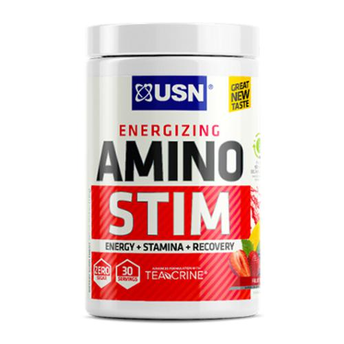 USN Amino Stim 30 Servings Fruit Punch
