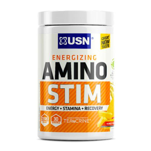 USN Amino Stim 30 Servings Pineapple Mango