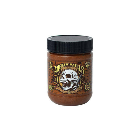 Sinister Labs Angry Mills Protein Almond Spread Non Caffeinated Chocolate Chaos