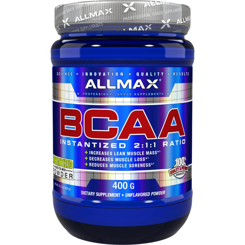 Allmax Nutrition BCAA Powder 80 Servings