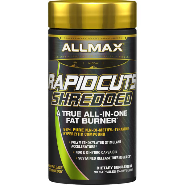 Allmax Nutrition Rapid Cuts Shredded 90c