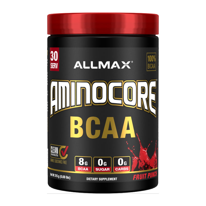 Allmax Nutrition Aminocore 30 Servings Fruit Punch