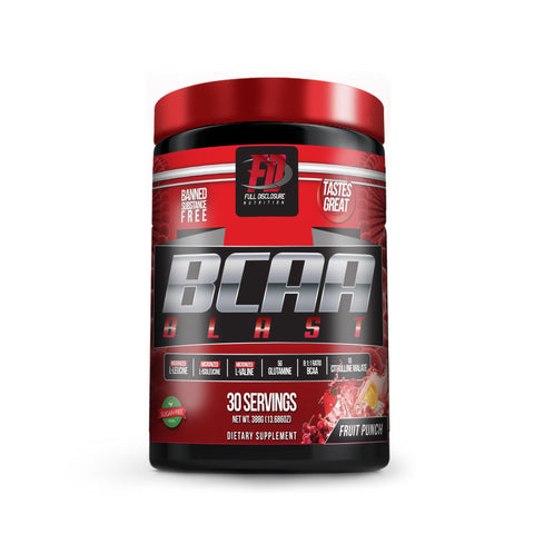 Full Disclosure Nutrition BCAA 30 Serving