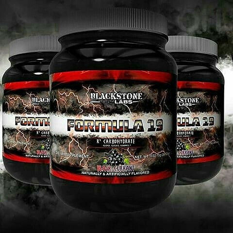 Blackstone Labs Formula 19 Carbohydrate Powder 30 Servings