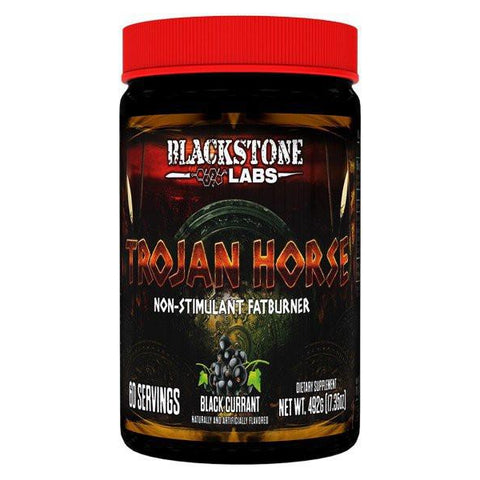 Blackstone Labs Trojan Horse (Non-Stim Fat Burner) 60 Servings