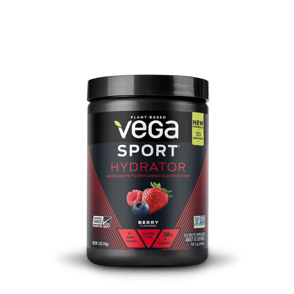 Vega Sport Hydrator 50 Servings Berry