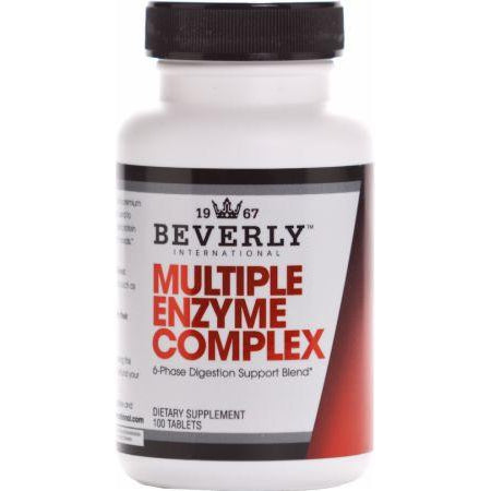 Beverly International Multiple Enzyme Complex 100T