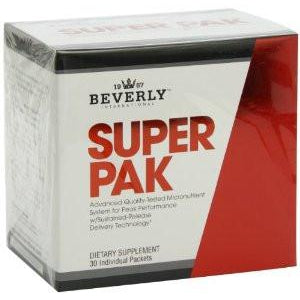 Beverly International Super Pak 30pk