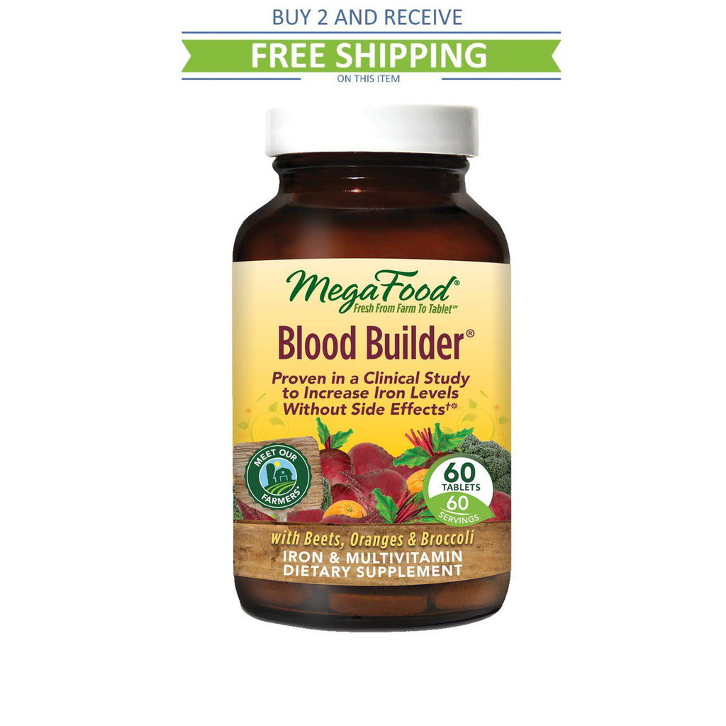 MegaFood Blood Builder 60T