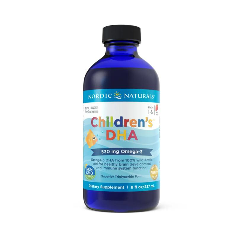 Nordic Natuals Children's DHA 8oz