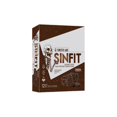Sinister Labs SinFit Protein Bars Box of 12 Chocolate Crunch