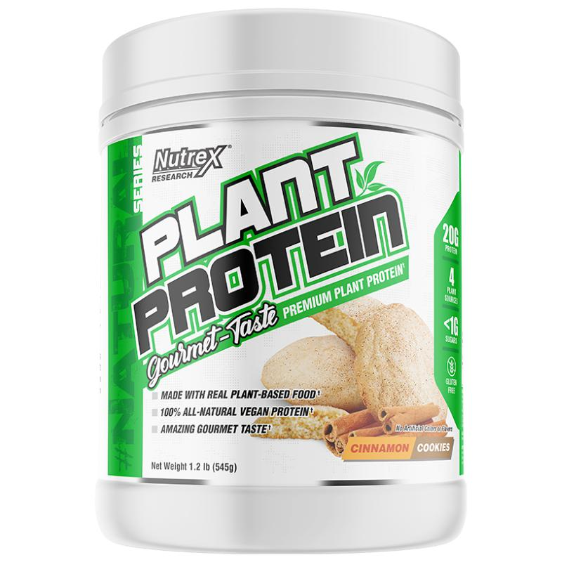 Nutrex Research Plant Protein Cinnamon Cookies