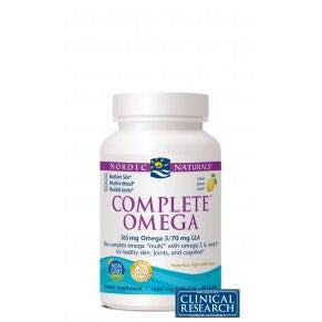 Nordic Naturals Complete Omega 1000mg 60sg