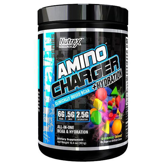 Nutrex Amino Charger + Hydration Cosmic Blast