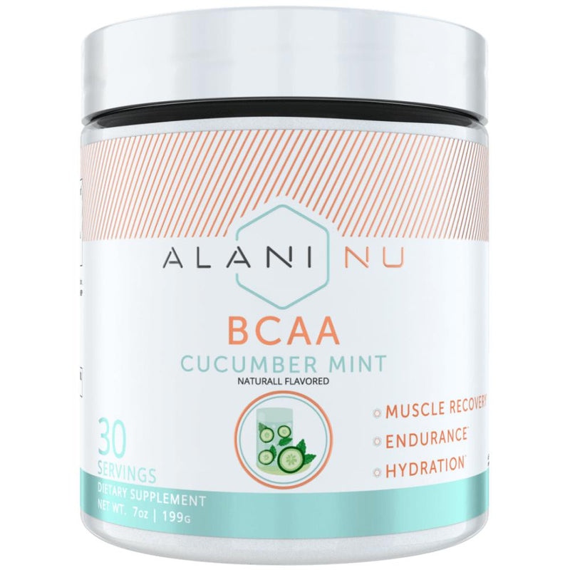 Alani Nutriton BCAA 30 Servings Cucumber Mint