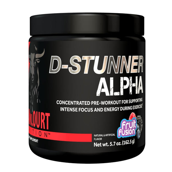 Betancourt Nutrition D-Stunner Alpha 30 Servings - Discontinued