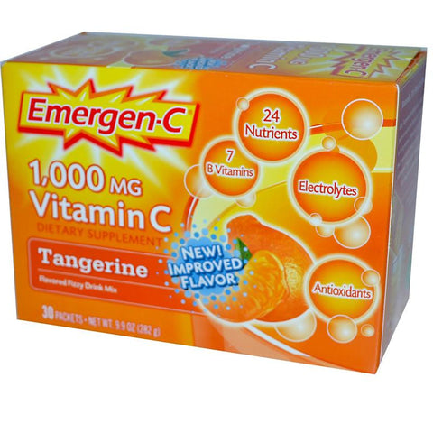 Alacer Emergen-C 30 Packets