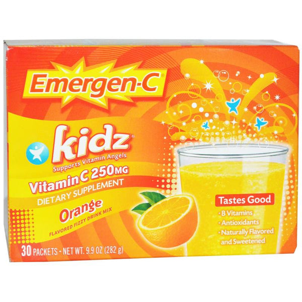 Alacer Emergen-C Kidz 30 Servings