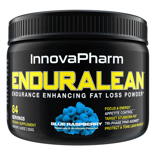 InnovaPharm Enduralean 84 Servings Blue Raspberry