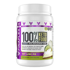FinaFlex 100% Keto Food 1lb Key Lime Pie