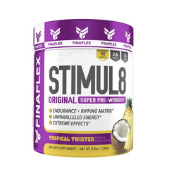 FinaFlex Stimul8 40 Servings Tropical Twister