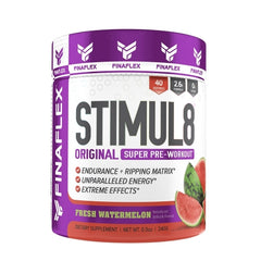 FinaFlex Stimul8 40 Servings Fresh Watermelon