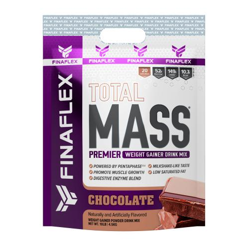 FinaFlex Total Mass 10lb Chocolate