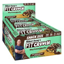 Robert Irvine Fit Crunch Snack Bars Box of 9 Mint Chocolate Chip