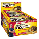 Robert Irvine Fit Crunch Snack Bars Box of 9 Chocolate Peanut Butter