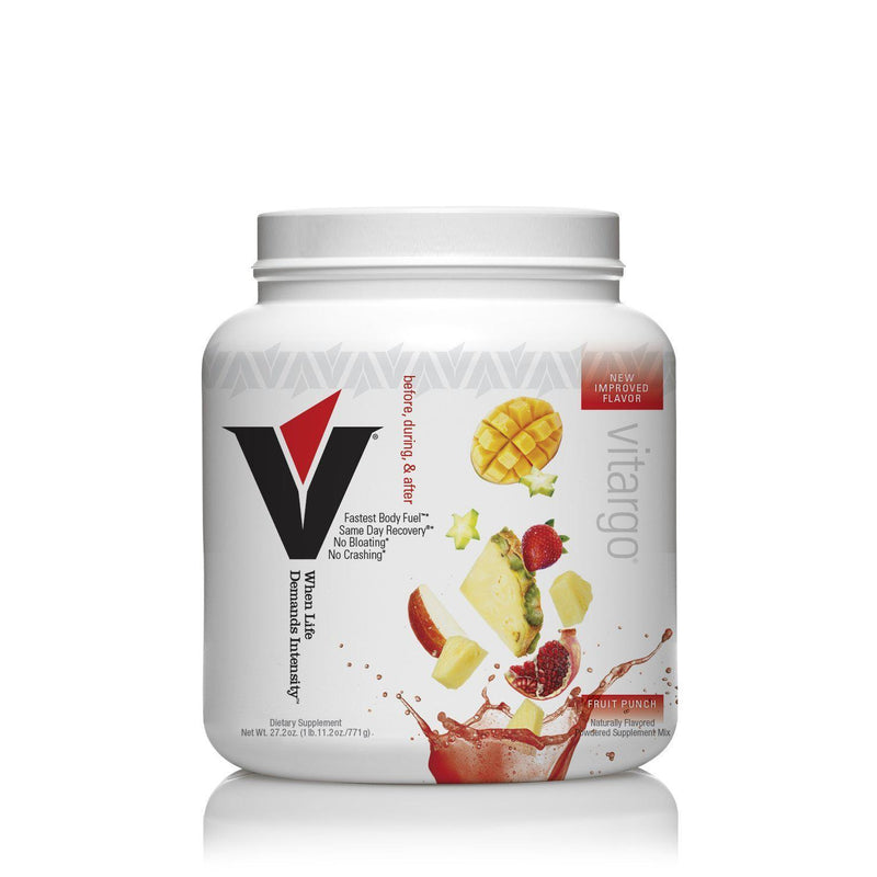 Vitargo 20 Servings Fruit Punch