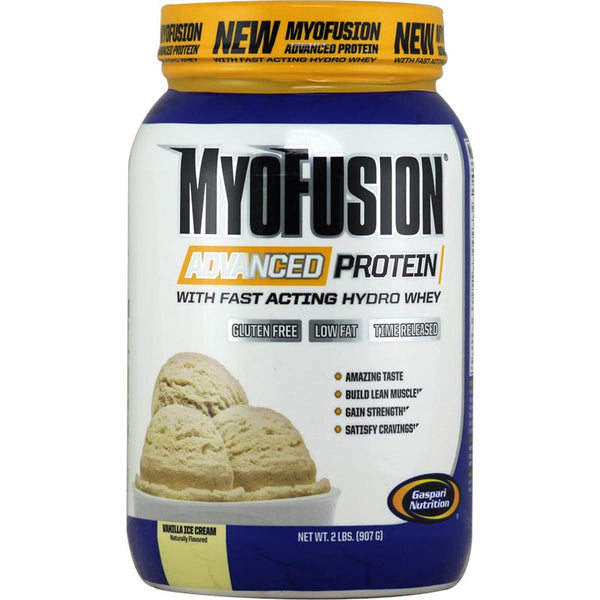 Gaspari Nutrition Myofusion Advanced Protein 2LB