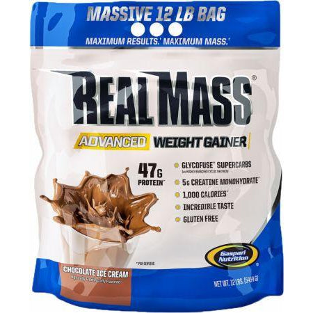 Gaspari Nutrition Real Mass 12lb