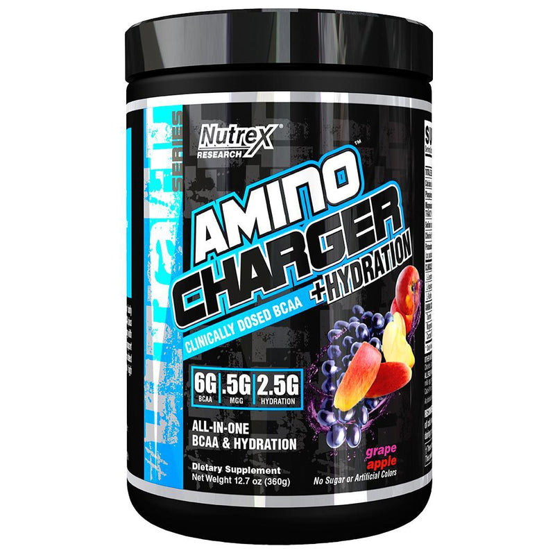 Nutrex Amino Charger + Hydration Grape Apple