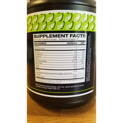 Distinct Formulations KarbLogic Supplement Facts