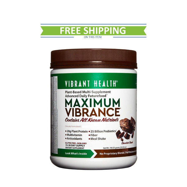 Vibrant Health Maximum Vibrance 15 Servings